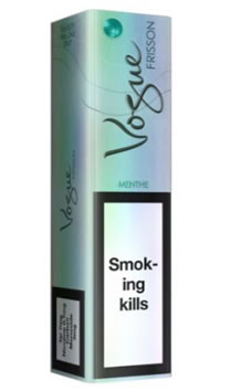 Vogue Menthol Superslims