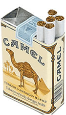 Camel Regular No Filter