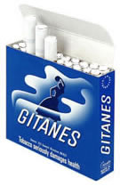 Gitanes Brunes Filter