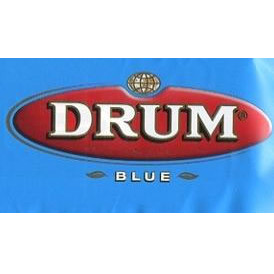 Drum Bright Blue Tobacco